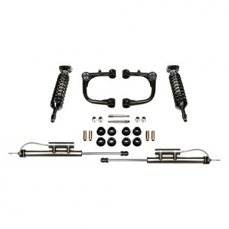 "Fabtech® - 3"" x 0"" Uniball Control Arm Front and Rear Suspension Lift Kit"