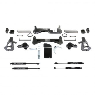 Fabtech® - Raised Torsion Suspension Lift Kit