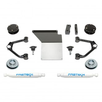 Fabtech® - Budget Suspension Lift Kit