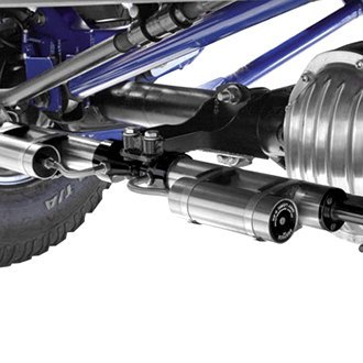 Fabtech® - Dirt Logic 2.25 Dual Steering Stabilizer
