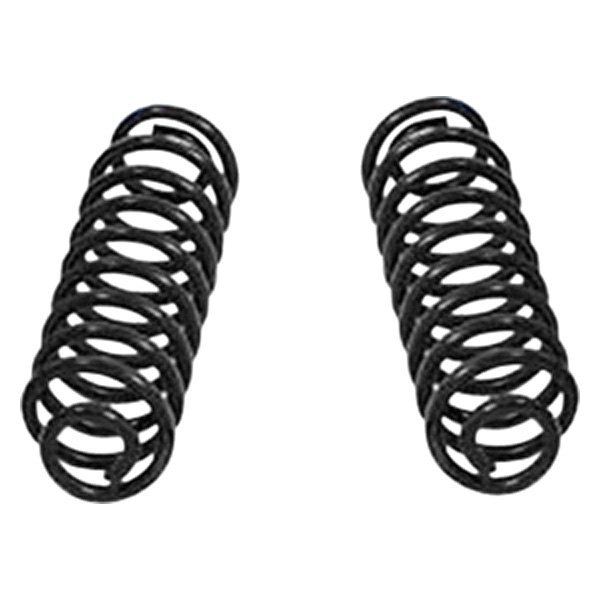 "Fabtech® - 6"" Rear Lifted Coil Springs"