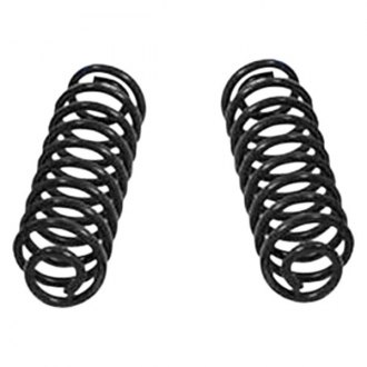 Fabtech® - Rear Lifted Coil Springs