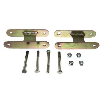 Fabtech® - Rear Lifted Shackle Kit