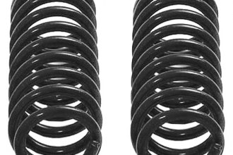 Fabtech® - Front Coil Springs