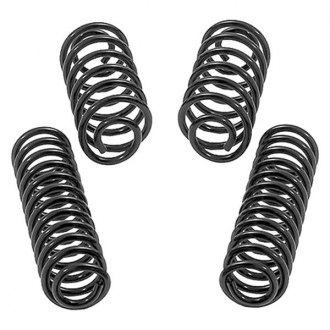 Fabtech® - Lifted Coil Springs