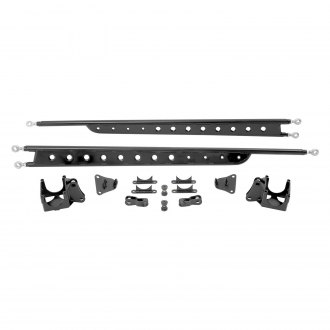 Fabtech® - Rear Floating Traction Bar Kit