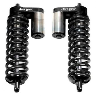 Fabtech® - 4.0 Dirt Logic Coilovers