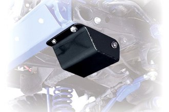 Fabtech® - Steering Box Black Skid Plate
