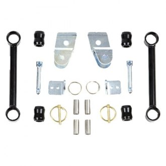 Fabtech® - Front Sway Bar Disconnect Links