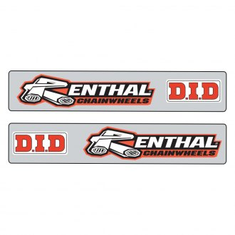 Factory Effex® - Renthal DID Swingarm Graphic Decals