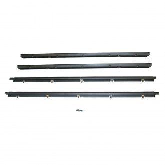 Fairchild® - Driver and Passenger Side Belt Weatherstrip Kit