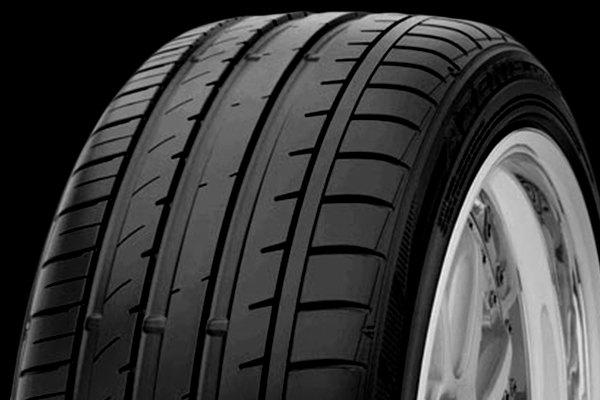 falken azenis fk453 tire protector close up. Black Bedroom Furniture Sets. Home Design Ideas