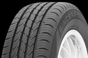 FALKEN® - SINCERA TOURING SN211 Tire Protector Close-Up
