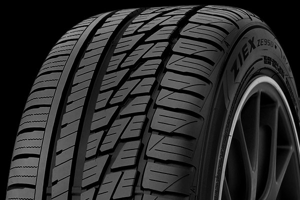 FALKEN® - ZIEX ZE950 Tire Protector Close-Up