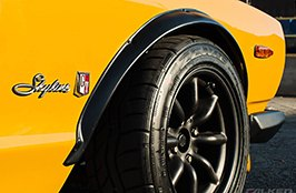 FALKEN® - Tires Azenis on Nissan Skyline