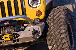 FALKEN® - Tires Orange Jeep