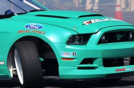 FALKEN® -  Tires on Ford Mustang 2013