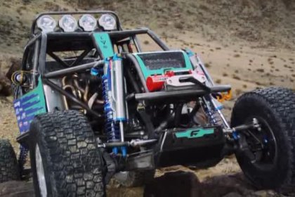 FALKEN® Testing King of the Hammers 2012