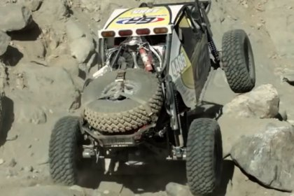 FALKEN® WILDPEAK MTs At King Of The Hammers 2014 (HD)