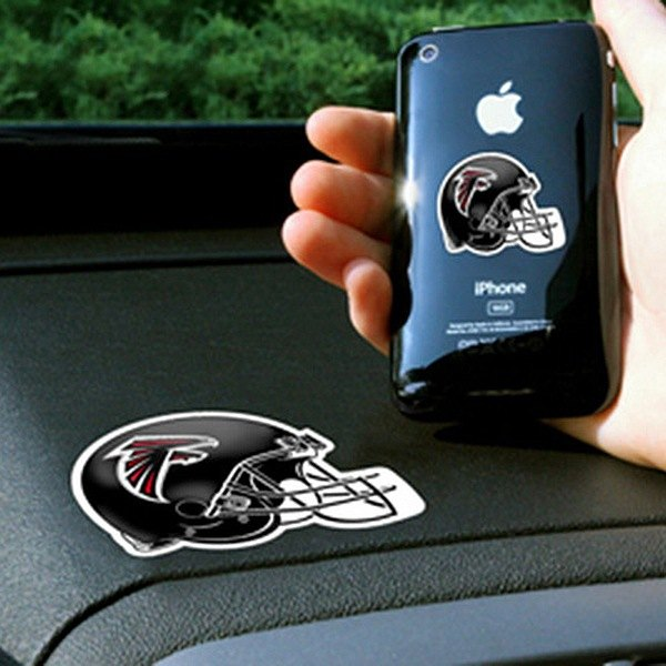FanMats® - Universal Cell Phone Grips (Sports, NFL, Atlanta Falcons)