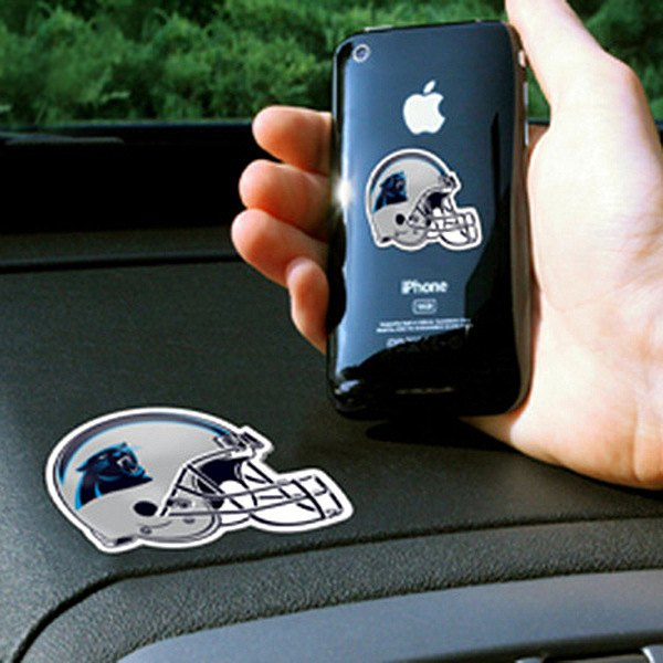 FanMats® - Universal Cell Phone Grips (Sports, NFL, Carolina Panthers)