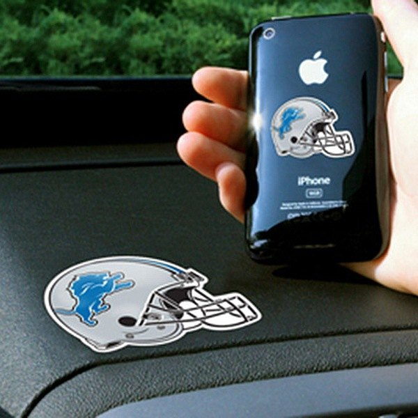 FanMats® - Universal Cell Phone Grips (Sports, NFL, Detroit Lions)