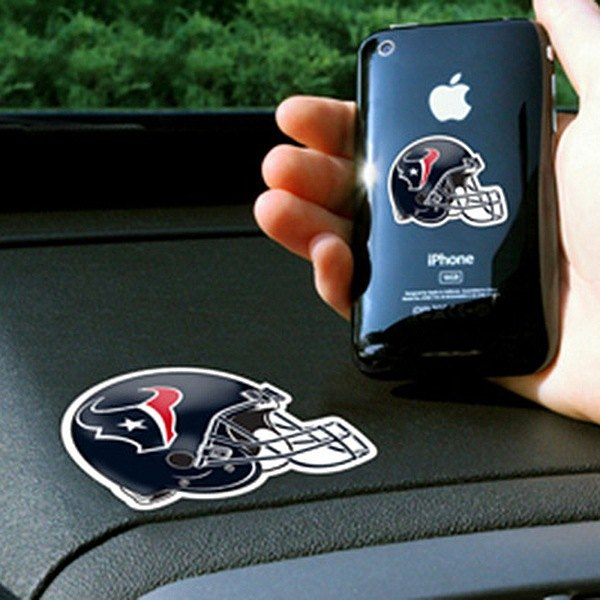FanMats® - Universal Cell Phone Grips (Sports, NFL, Houston Texans)