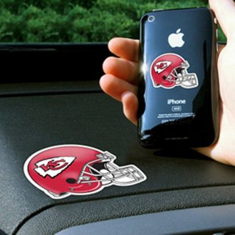 FanMats® - Universal Cell Phone Grips (Sports, NFL, Kansas City Chiefs)