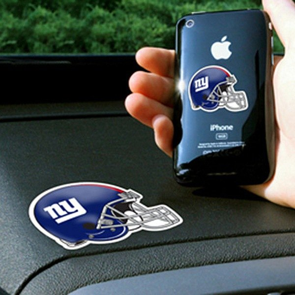 FanMats® - Universal Cell Phone Grips (Sports, NFL, New York Giants)