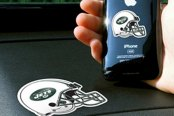FanMats® - Universal Cell Phone Grips (Sports, NFL, New York Jets)