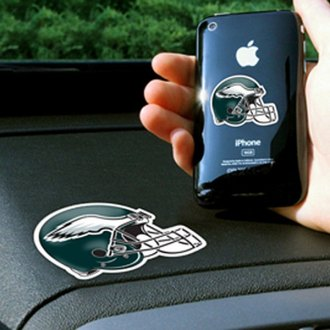 FanMats® - Universal Cell Phone Grips (Sports, NFL, Philadelphia Eagles)