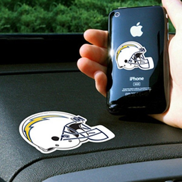 FanMats® - Universal Cell Phone Grips (Sports, NFL, San Diego Chargers)