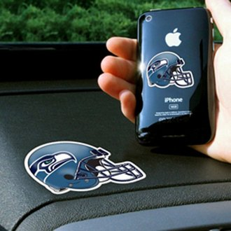 FanMats® - Universal Cell Phone Grips (Sports, NFL, Seattle Seahawks)