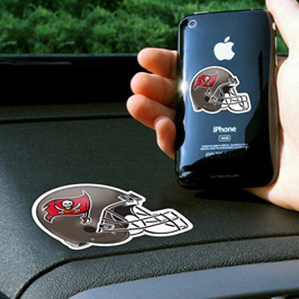 FanMats® - Universal Cell Phone Grips (Sports, NFL, Tampa Bay Buccaneers)