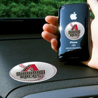 FanMats® - Universal Cell Phone Grips (Sports, MLB, Arizona Diamondbacks)