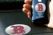 FanMats® - Universal Cell Phone Grips (Sports, MLB, Boston Red Sox)