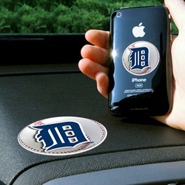 FanMats® - Universal Cell Phone Grips (Sports, MLB, Detroit Tigers)