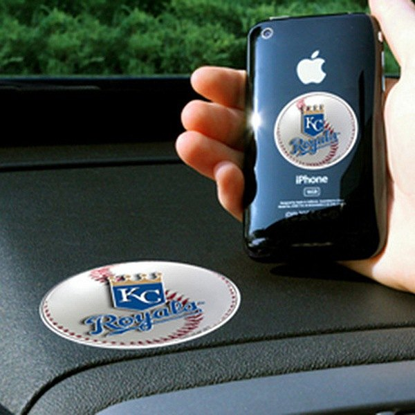 FanMats® - Universal Cell Phone Grips (Sports, MLB, Kansas City Royals)