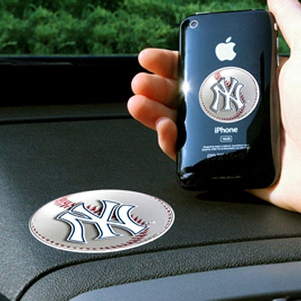 FanMats® - Universal Cell Phone Grips (Sports, MLB, New York Yankees)