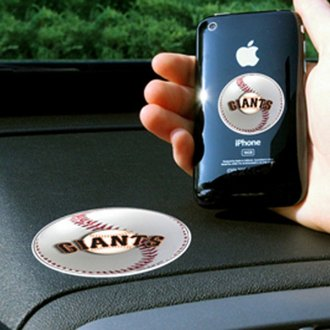 FanMats® - Universal Cell Phone Grips (Sports, MLB, San Francisco Giants)