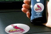 FanMats® - Universal Cell Phone Grips (Sports, MLB, St. Louis Cardinals)