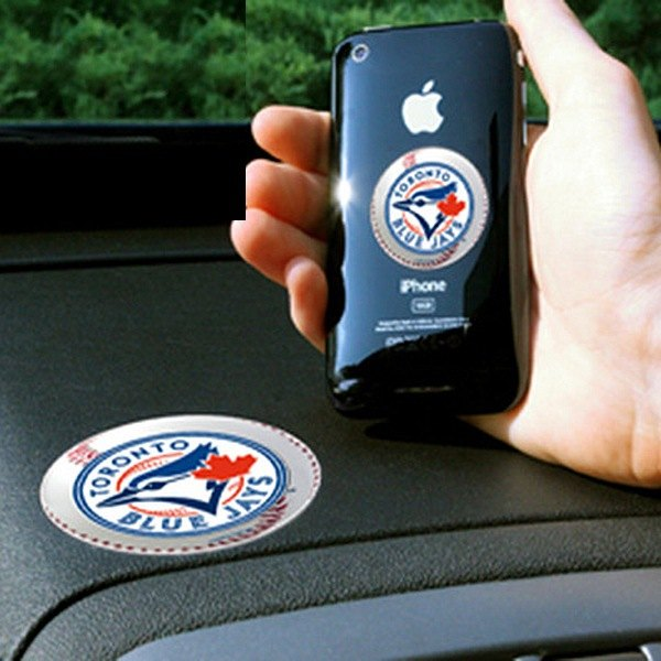 FanMats® - Universal Cell Phone Grips (Sports, MLB, Toronto Blue Jays)