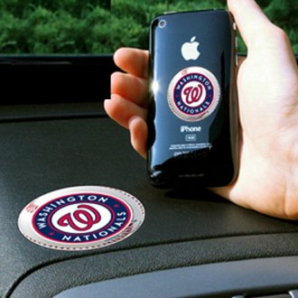 FanMats® - Universal Cell Phone Grips (Sports, MLB, Washington Nationals)