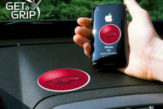 FanMats® - Universal Cell Phone Grips (Collegiate, Arkansas, University of Arkansas)