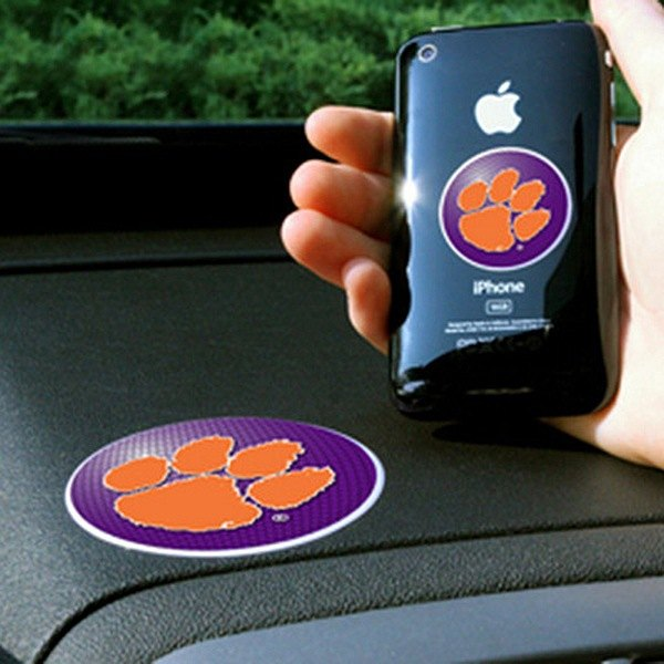 FanMats® - Universal Cell Phone Grips (College, South Carolina, Clemson University)