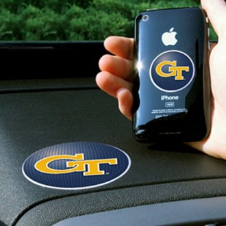 FanMats® - Universal Cell Phone Grips (Collegiate, Georgia, Georgia Tech)