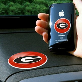 FanMats® - Universal Cell Phone Grips (Collegiate, Georgia, University of Georgia)