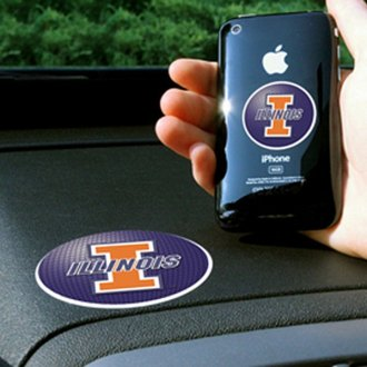 FanMats® - Universal Cell Phone Grips (Collegiate, Illinois, University of Illinois)