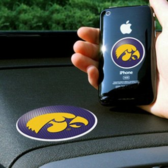 FanMats® - Universal Cell Phone Grips (Collegiate, Iowa, University of Iowa)