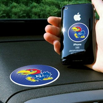 FanMats® - Universal Cell Phone Grips (Collegiate, Kansas, University of Kansas)